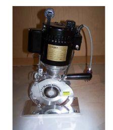 220V - 559 Watt - 1475 u/min. Snijhoogte 10 cm